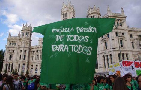 MANI_LOMCE_MADRID